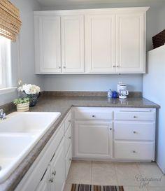cabinet refinishing using rustoleum cabinet transformations kit