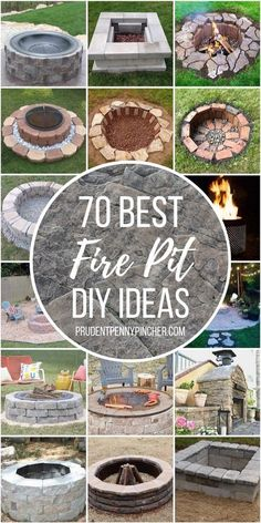 Garden Fire Pit, Diy Fire Pit, Fire Pit Backyard, Fire Pit Landscaping, Privacy Landscaping, Garden Bed, Easy Garden, Landscaping Ideas, Outside Fire Pits