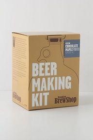 Beer Making Kit #treatyourself #shopkick