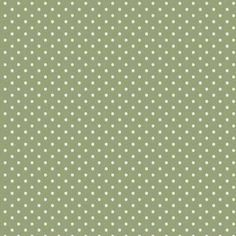 sage polka dots! such a classy, understated colour and pattern