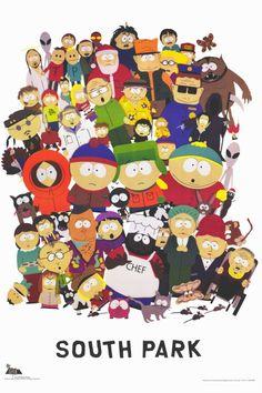 South Park (Season 16)    ...BTW, GET YOUR SOUTH PARK APP:  https://play.google.com/store/apps/details?id=com.JERASeng.Worldsouthpark