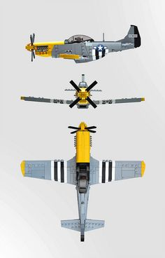 P-51D - North American Mustang | Well, now I'm back in the g… | Flickr