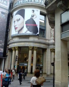 Lafayette galeries in Paris...been there 2008