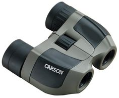 Carson Minizoom 5-15x17 Compact Zoom Binoculars MZ-517