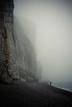 cliffs & sea