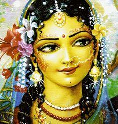 gif images of shri radha - Google Search