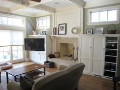 Family Room 1 - traditional - family room - chicago - by Davis Audio & Video