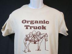 Horse tshirt Cowboy Shirt Organic Tshirt Funny by FrumpyWear, $13.00
