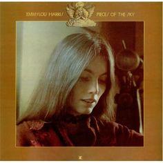 Emmylou Harris album cover