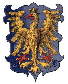 Duchy of Friaul [now Friuli, Italy], by Hugo Gerhard Ströhl, 1890.