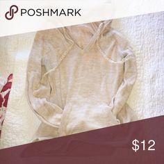 Roxy Sweatshirt So great for summer nights. Beachy look, well made. Roxy Tops Sweatshirts & Hoodies