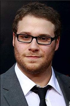 Seth Rogan.... I think funny/quirky men can be and are sexy