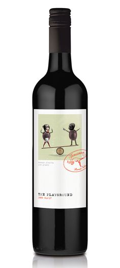 packaging. wine.