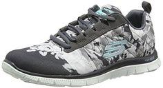 Skechers Damen Flex AppealWildflowers Sneakers - http://on-line-kaufen.de/skechers/skechers-flex-appeal-wildflowers-damen-sneakers