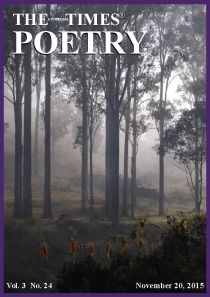 The Australia Times - Poetry magazine. Volume 3, issue 24