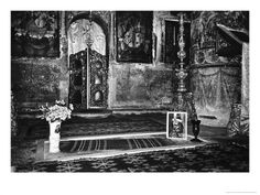 Vlad Dracul's Grave, Snagov Monastery, Wallachia, Romania
