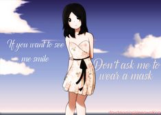 If u want to see me smile...