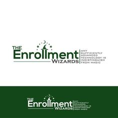 The Enrollment Wizards 鈥?20Design a logo based upon wizardry and magic