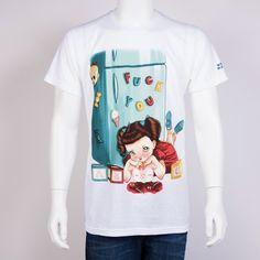 Alphabet T-Shirt - T-Shirts - Apparel