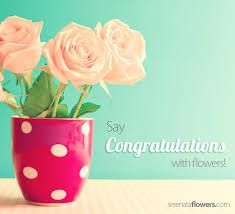 There are countless reasons why you would want to buy congratulatory flowers for your loved ones. It is the best feeling ever to receive flowers and it is a beautiful gesture to gift them to someone. Flowers are a symbol of love, happiness and celebration. Their pleasant smell gets everyone in a good mood and