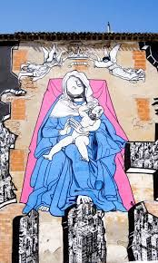 Street art - Contemporary sacred art | CoSA