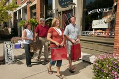 Fun shopping and delightful dining in Waynesville Ohio.  www.waynesvilleohio.com