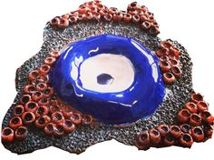 Blue Bead Board