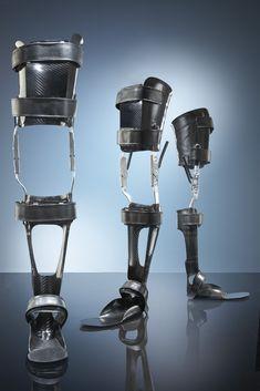 Knee-Ankle-Foot Orthosis KAFO