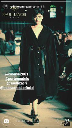 #Innovamoda17 #Model #NohemiMontserrat Diseño #SaulLizacri