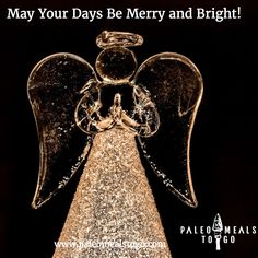 Happy holidays from everyone at Paleo Meals To Go!