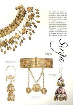 Azeri jewelry