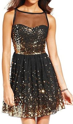 Just found my New Years Eve party dress! #glitter #sparkle #ad #NYE
