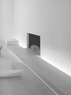 john pawson...the fireplace