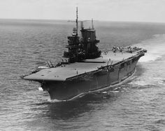 USS Saratoga (CV aircraft carrier, 1942 - Sunk by atomic bomb test, 25 July 1946 Us Navy Aircraft, Navy Aircraft Carrier, American Aircraft Carriers, Uss Lexington, Naval History, Military History, Us Navy Ships, United States Navy, Submarines