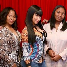Christmas + B`day: Nicki Minaj Shares photo of Her Mom On Instagram + Family Pics - Binoculars Magazine