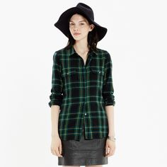 Flannel boyshirt in Barlow Plaid on Madewell. #poachit Found a product you love? Want a better price? Then Poach it! Get working coupons while you shop online or track any item from any store - we'll email you once it goes on sale.