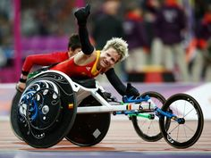 A Belgian Paralympic athlete with an incurable degenerative spinal disease has said she is considering euthanasia after appearing in the Rio 2016 Games, according to reports in French media.    Marieke Vervoort, a wheelchair sprinter and Paralympic gold medalist, is one of a number of athletes to have qualified for the Games. The 37-year-old took gold in the 100m race in the 2012 Paralympic Games in London.