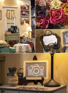 Bridal Fair Photographer's Booth Oxana Brik Photography Spokane wedding photographer