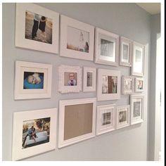 Drewb's photo wall