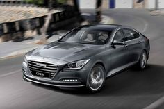 The 2015 Hyundai Genesis Sedan made yahoo's list of the 17 Best New Cars of 2015!