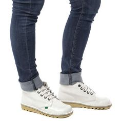#Kickers' Kick Hi is a true style classic. Fads may come and go but this bad boy will always come back around.