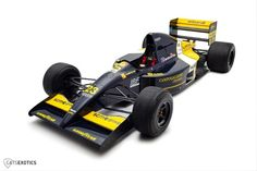 eBay Find of the Day: 1992 Minardi-Lamborghini M191L - Autoblog