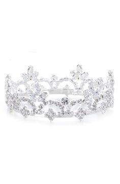 Enchanted Shimmer 'Sophia' Crown (Baby Girls) available at #Nordstrom
