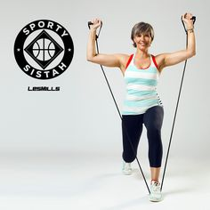 Susan Trainor represents the ultimate Sporty Sistah. Can you rival her style? Enter the Les Mills Ladies contest to win some sweet #Reebok gear!