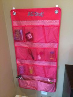 Need to store all that American Girl Stuff?? Here is your solution!