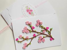 Quilling flowers card – Mother's day card - Anniversary card – Birthday card – Spring card – Valentine's day card-Greeting card Paper Quilling Designs, Quilling Craft, Quilling Flowers, Quilling Patterns, Quilling Ideas, Paper Art, Paper Crafts, Quilled Creations, Greeting Card Shops