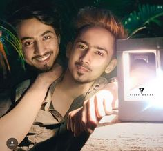 Image may contain: 2 people Cute Boy Photo, Photo Poses For Boy, Boy Poses, Teen Celebrities, Indian Celebrities, Dear Crush, My Crush, Musically Star, Swag Boys