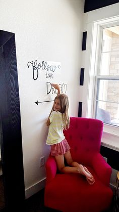 Tips on collaborating WITH your children in design » Household No.6