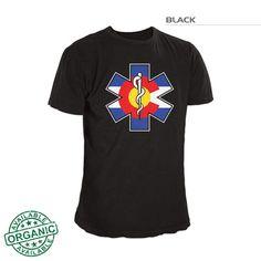 Colorado Medic Shirt | Colorado Paramedic Shirt | Colorado RN Shirt – Fearless State