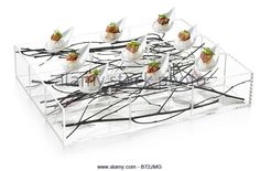Image result for unique canape trays